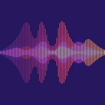 There is sound and there is music, and they are waves